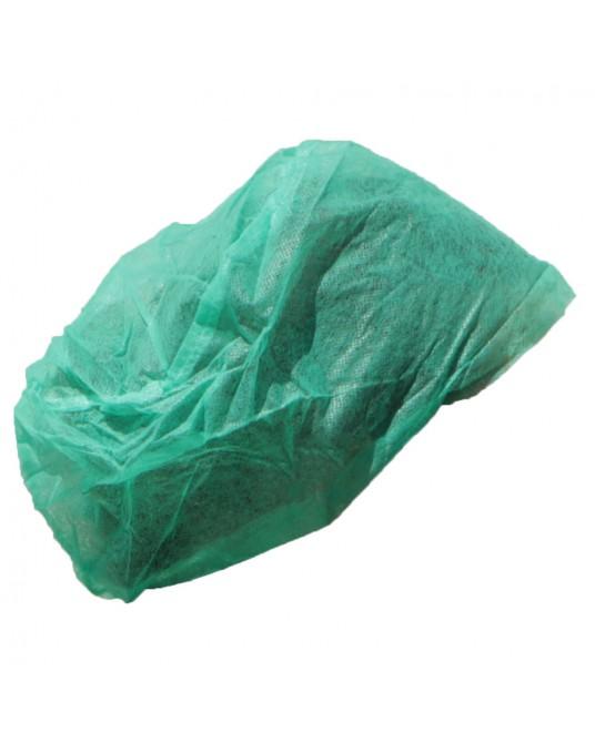 Czepek jednorazowy Clip, zielony, 100 szt