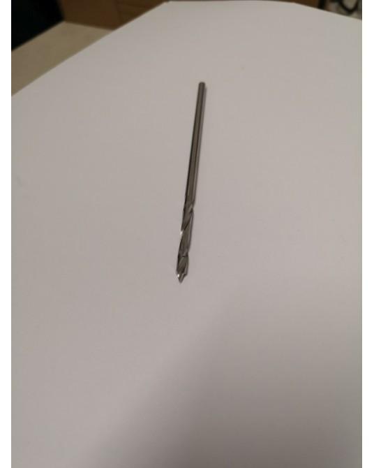 Wiertło z okrągłym trzonem śr.4.5mm, dł. 130 mm