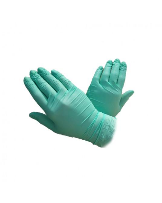 Rękawiczki nitrylowe, bezpudrowe, 100 szt.