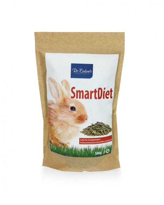 Karma dla królika miniaturki Dr Rodents SmartDiet