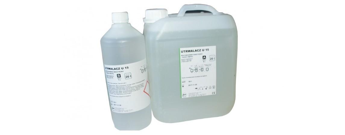 Chemikalia do obróbki RTG
