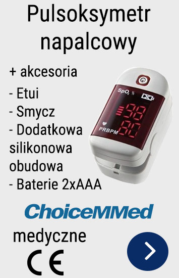 Pulsoksymetr ChoiceMMed Oxy Watch